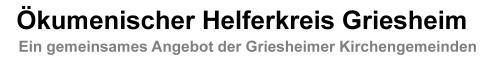 Helferkreis Griesheim